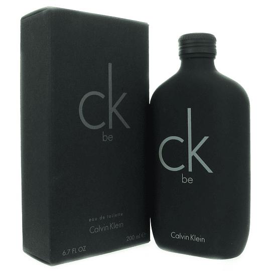 CK Be para hombre y mujer / 200 ml Eau De Toilette Spray