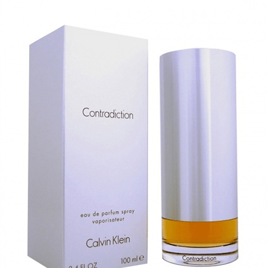 Contradiction para mujer / 100 ml Eau De Parfum Spray