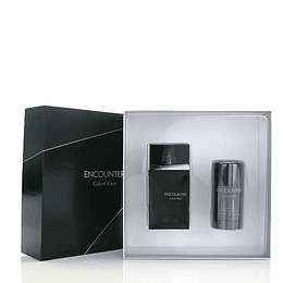 (M) ESTUCHE - Encounter 100 ml EDT Spray