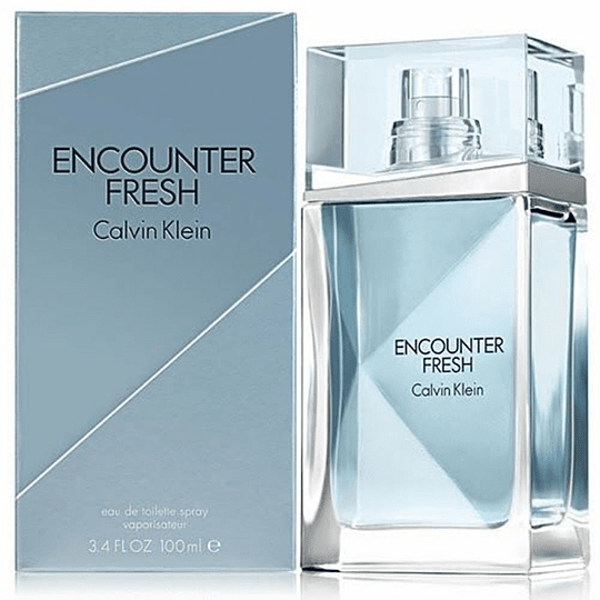(M) Encounter Fresh 100 ml EDT Spray