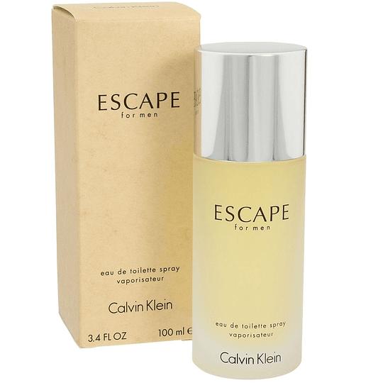 Escape para hombre / 100 ml Eau De Toilette Spray