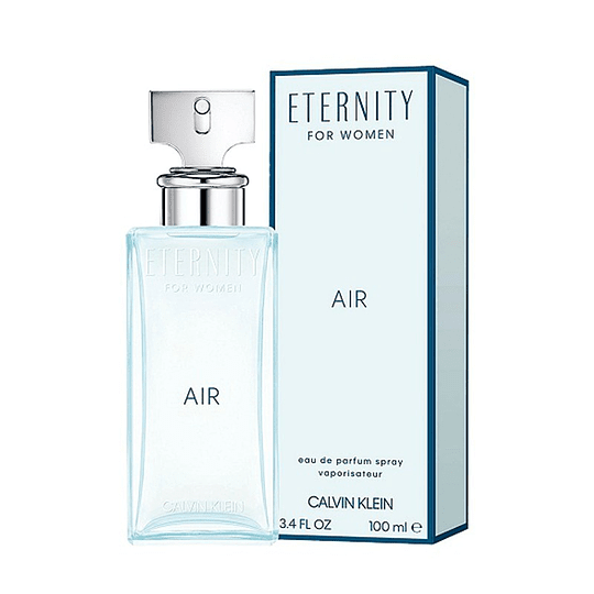 Eternity Air para mujer / 100 ml Eau De Parfum Spray