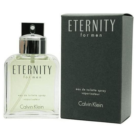 Eternity para hombre / 200 ml Eau De Toilette Spray