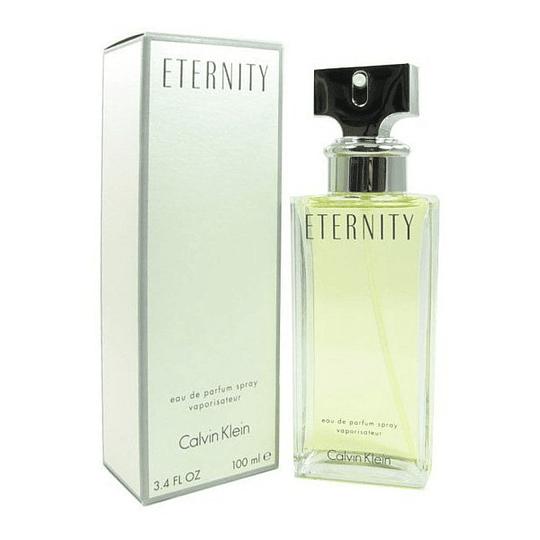 Eternity para mujer / 100 ml Eau De Parfum Spray