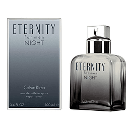 (M) Eternity Night 100 ml EDT Spray