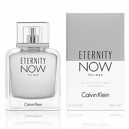 (M) Eternity Now 100 ml EDT Spray