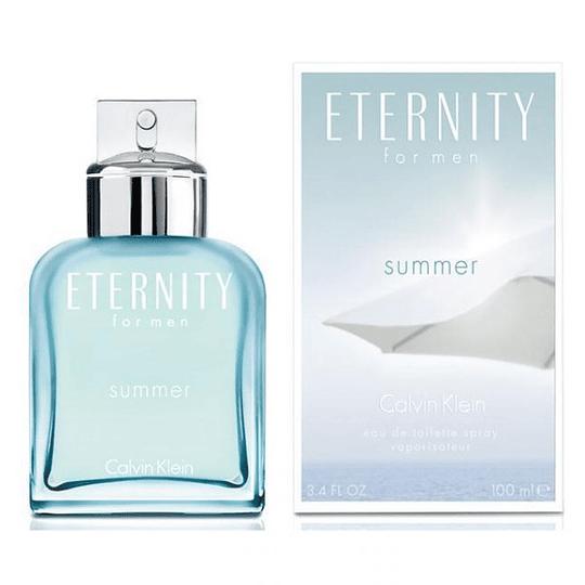 Eternity Summer (2015) para hombre / 100 ml Eau De Toilette Spray