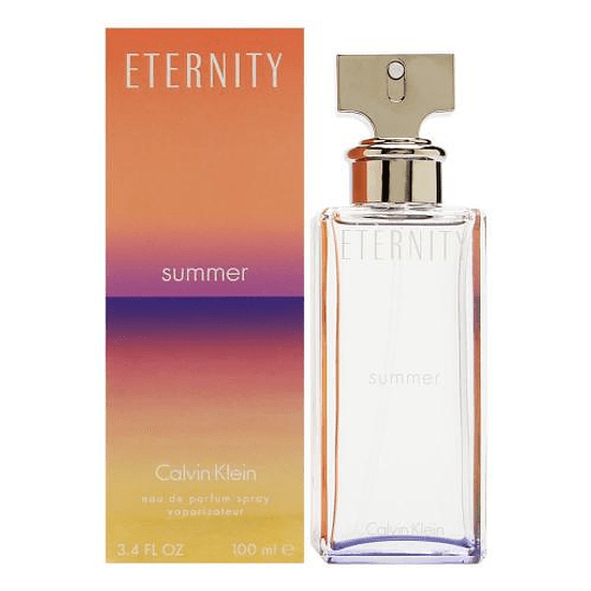 Eternity Summer (2015) para mujer / 100 ml Eau De Toilette Spray