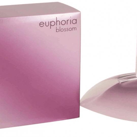 Euphoria Blossom para mujer / 100 ml Eau De Toilette Spray