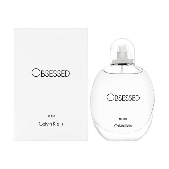 Obsessed para hombre / 125 ml Eau De Toilette Spray