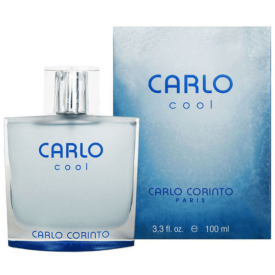 (M) Carlo Cool 100 ml EDT Spray