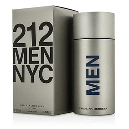 212 Men NYC para hombre / 200 ml Eau De Toilette Spray