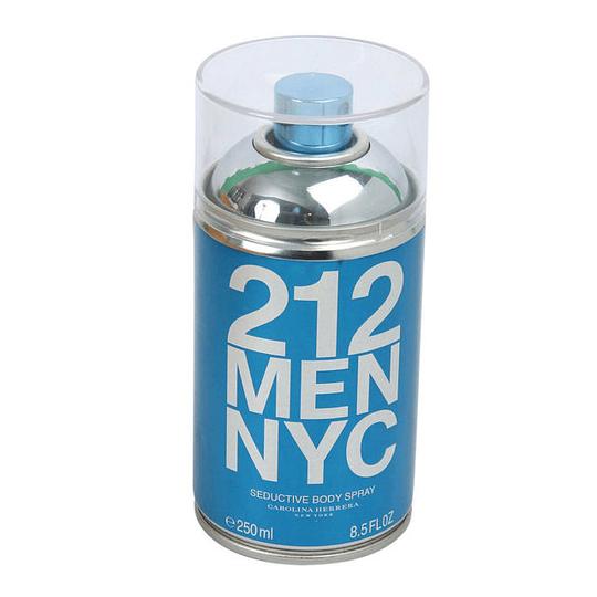 212 Men NYC para hombre / 250 ml Body Spray Spray