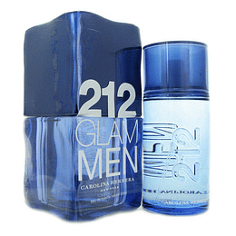 212 Glam Men para hombre / 100 ml Eau de Toilette Spray