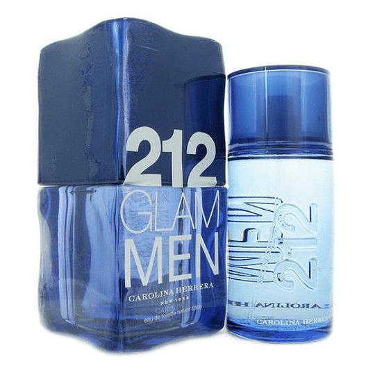212 Glam Men para hombre / 100 ml Eau de Toilette Spray