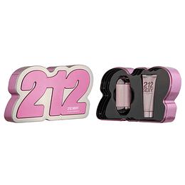212 Sexy para mujer / SET - 100 ml Eau De Parfum Spray