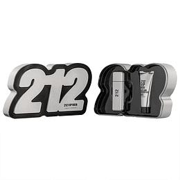 212 Vip Men para hombre / SET - 100 ml Eau De Toilette Spray