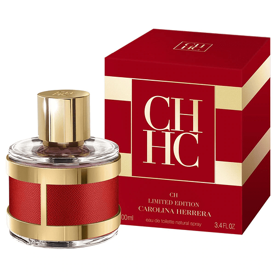 CH (Insignia Limited Edition) para mujer / 100 ml Eau De Parfum Spray
