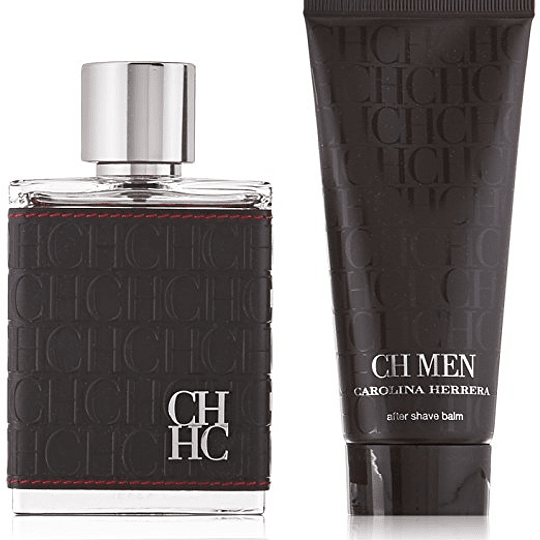 CH Men para hombre / SET - 100 ml Eau De Toilette Spray