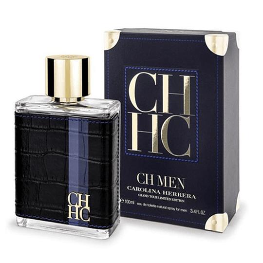 Ch Men Grand Tour para hombre / 100 ml Eau De Toilette Spray