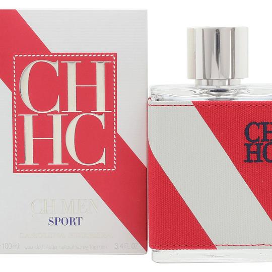 Ch Men Sport para hombre / 100 ml Eau De Toilette Spray
