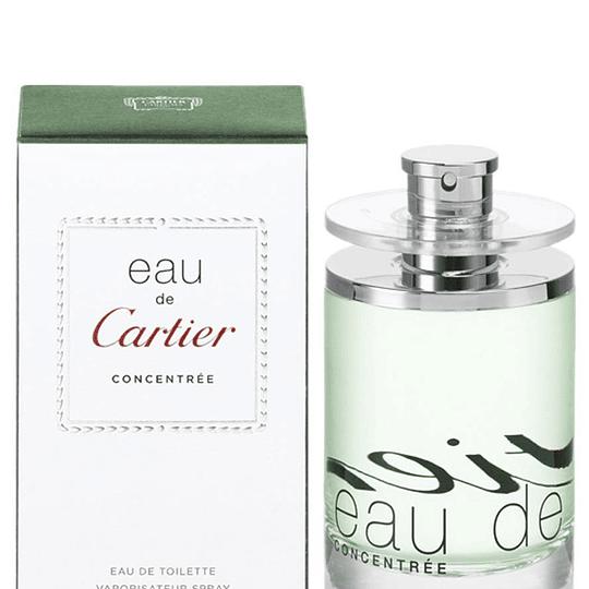 Eau de Cartier Concentree para hombre y mujer / 100 ml Eau De Toilette Spray