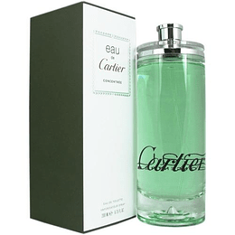 (U) Eau de Cartier Concentree 200 ml EDT Spray