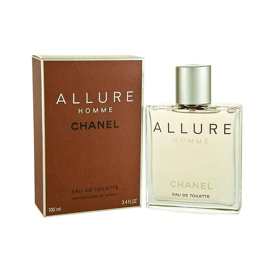 Allure Homme para hombre / 100 ml Eau De Toilette Spray