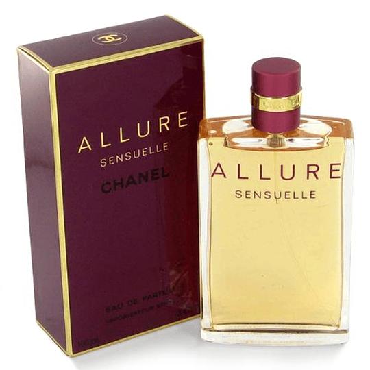 Allure Sensuelle para mujer / 100 ml Eau De Parfum Spray