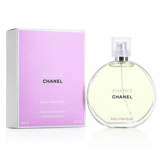 Chance Eau Fraiche para mujer / 100 ml Eau De Toilette Spray