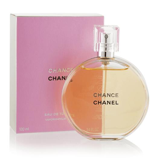 Chance Eau Tendre para mujer / 100 ml Eau De Toilette Spray