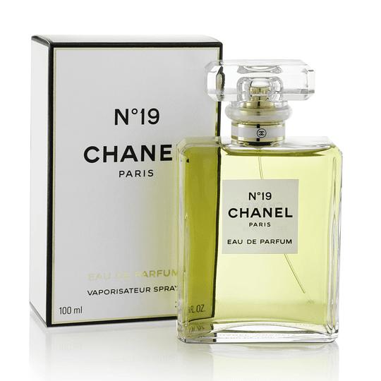 Nº 19 para mujer / 100 ml Eau De Parfum Spray