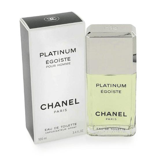 Platinum Egoiste para hombre / 100 ml Eau De Toilette Spray