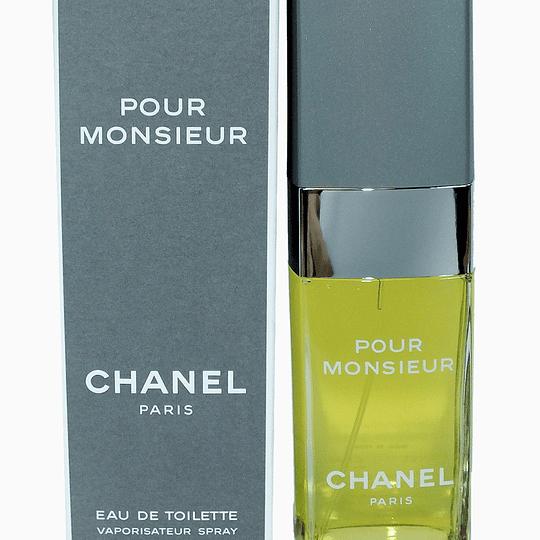 Pour Monsieur para hombre / 100 ml Eau De Toilette Spray
