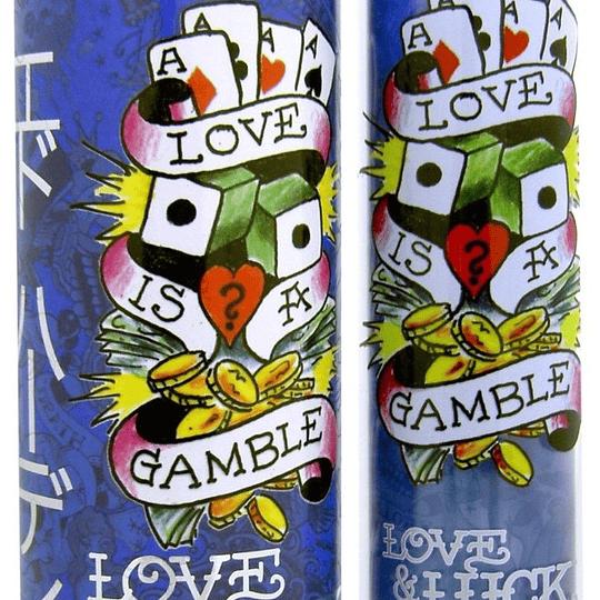 Ed Hardy Love & Luck para hombre / 100 ml Eau De Toilette Spray