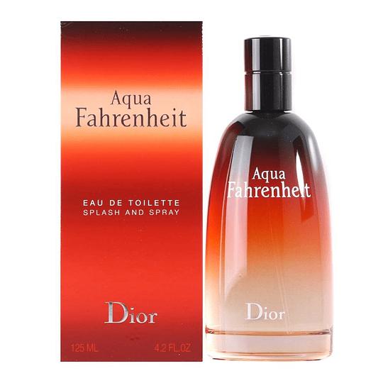 Fahrenheit Aqua para hombre / 125 ml Eau De Toilette Spray