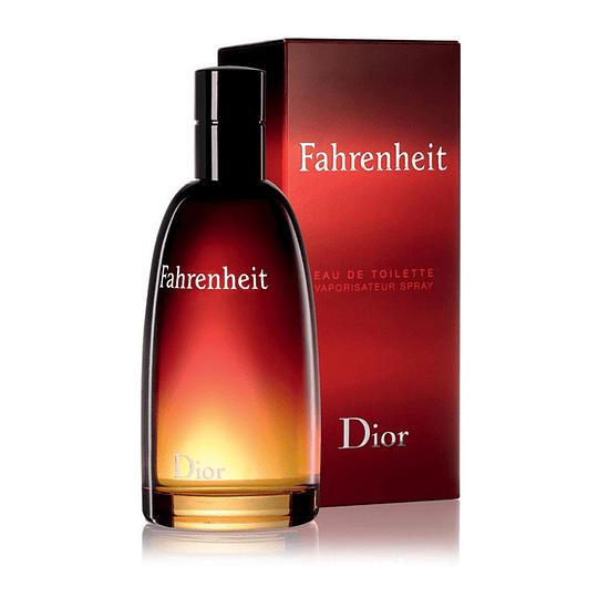 Fahrenheit para hombre / 100 ml Eau De Toilette Spray