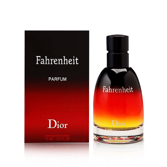 Fahrenheit Le Parfum para hombre / 75 ml Eau De Parfum Spray