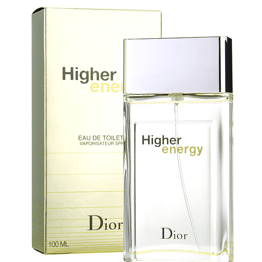 Higher Energy para hombre / 100 ml Eau De Toilette Spray