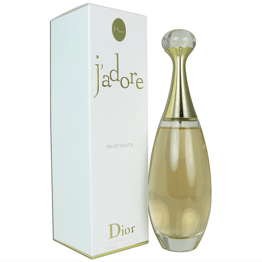 Jadore para mujer / 100 ml Eau De Toilette Spray