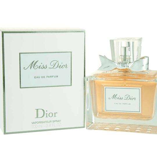 Miss Dior para mujer / 100 ml Eau De Parfum Spray