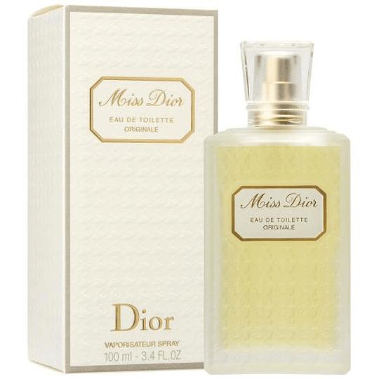 Miss Dior Originale para mujer / 100 ml Eau De Toilette Spray