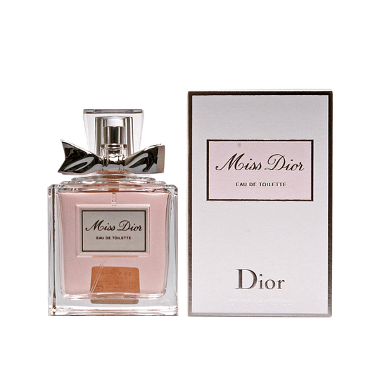 Miss Dior para mujer / 100 ml Eau De Toilette Spray