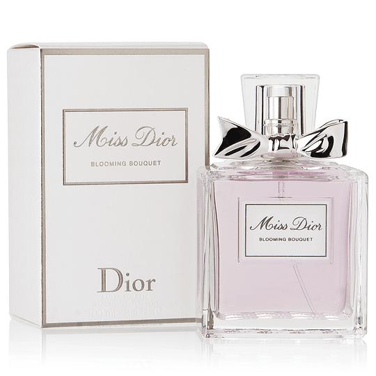 Miss Dior Blooming Bouquet para mujer / 100 ml Eau De Toilette Spray