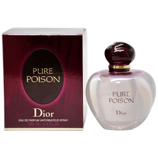 Pure Poison para mujer / 100 ml Eau De Parfum Spray