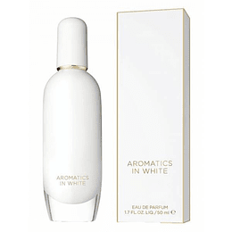 (W) Aromatics in White 50 ml EDT Spray