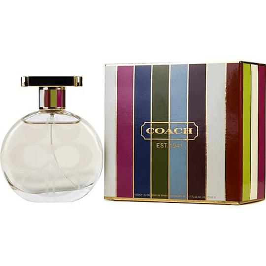 Coach Legacy para mujer / 50 ml Eau De Parfum Spray