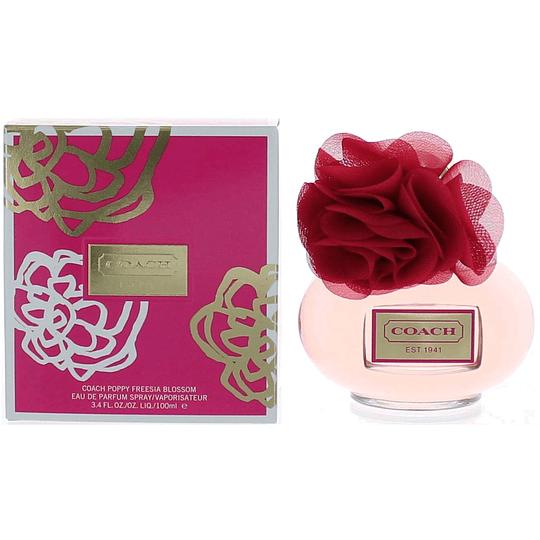 Coach Poppy Blossom para mujer / 100 ml Eau De Parfum Spray