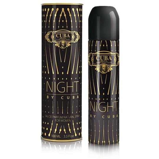 Cuba Night para mujer / 100 ml Eau De Parfum Spray