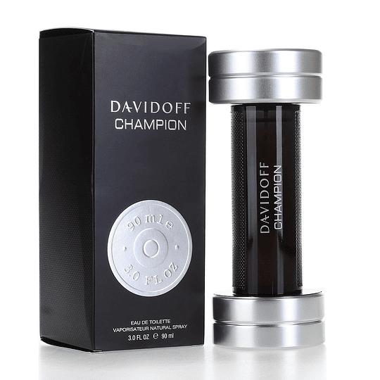 Champion para hombre / 90 ml Eau De Toilette Spray